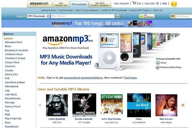 Amazon MP3 | kojyo_yokoi | Flickr