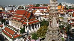 Wat Arun ~ Bangkok