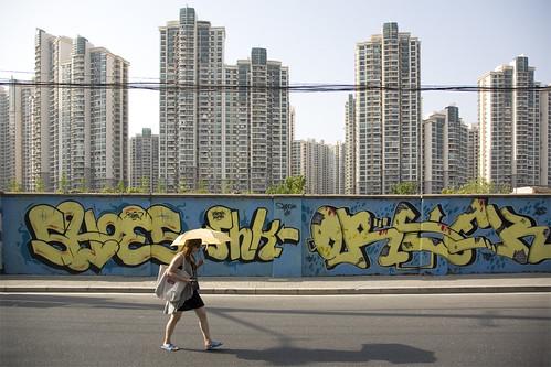 Shanghai by arndalarm