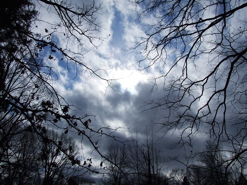sky clouds skyscape landscape tennessee westerman finepixs9000
