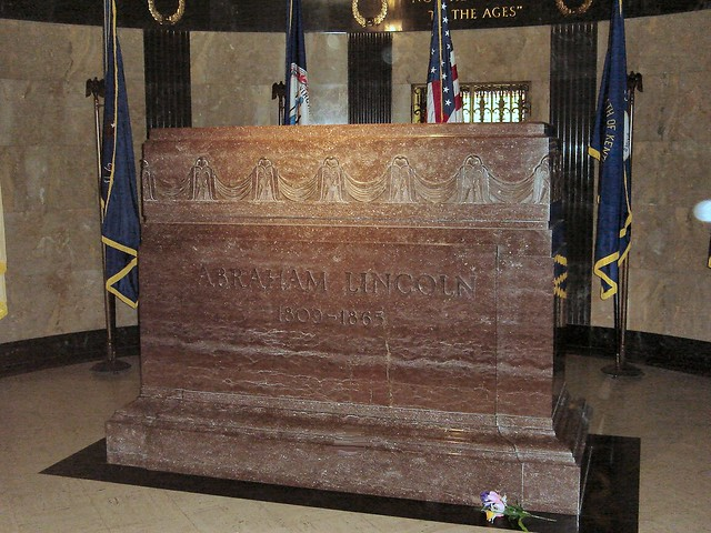 Grave of Abraham Lincoln | Flickr - Photo Sharing!