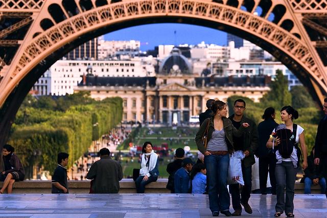 Trocadéro à La Tour Eiffel