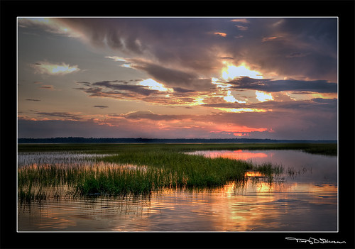 sunset georgia nikon explore 1755mmf28g marsh savannah d200 anawesomeshot