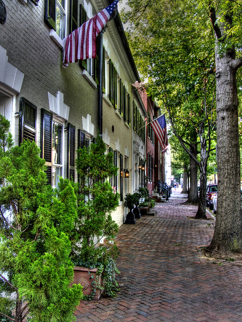 Old Town Alexandria August Flickr Photo Sharing