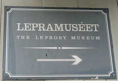 Leprosy Museum this way