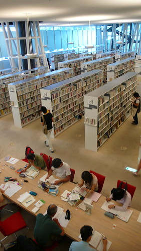 25 of The World's Coolest Libraries: Sendai Mediatheque