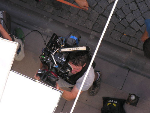 A kamerás