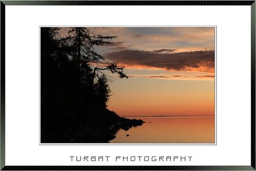 morning lake tranquility khuvsgul