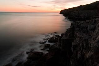 Winspit Cove, Dorset