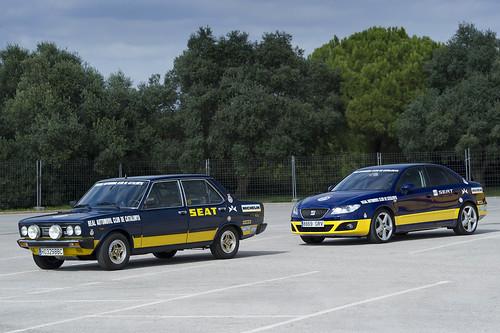 SEAT Rally RACC