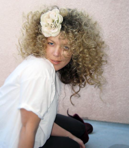 huge white girl afro curls | Flickr - Photo Sharing!