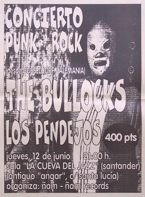 The Bullocks+Los Pendejos