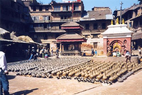 Bhaktapur, Katmandu Valley, Nepal