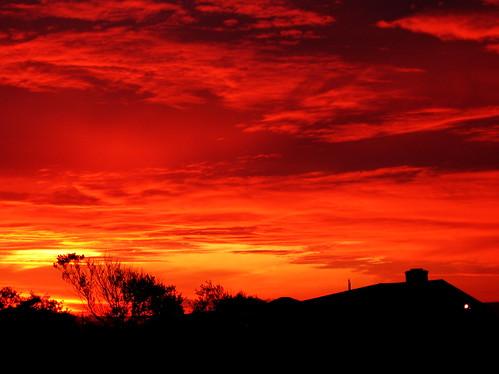 blue red orange yellow clouds contrast sunrise hotel shot breath montauk taking outstanding slightly specsky dazzlingshots