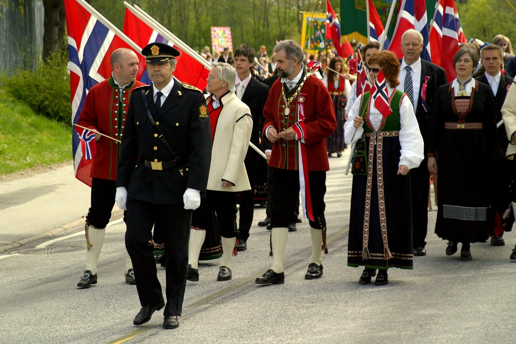 17. mai i Førde 2006