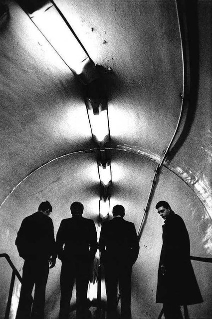 Joy Division, by Anton Corbijn