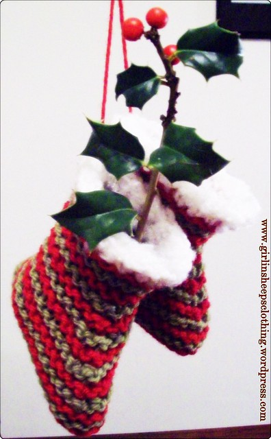 Little Elf Christmas Booties Flickr - Photo Sharing!