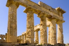 arch(0.0), temple(0.0), building(0.0), aqueduct(0.0), temple(0.0), triumphal arch(0.0), ancient roman architecture(1.0), ancient history(1.0), historic site(1.0), landmark(1.0), architecture(1.0), ancient greek temple(1.0), roman temple(1.0), ruins(1.0), monument(1.0), column(1.0),