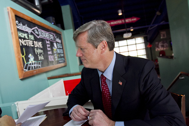 Election 2010: Charlie Baker
