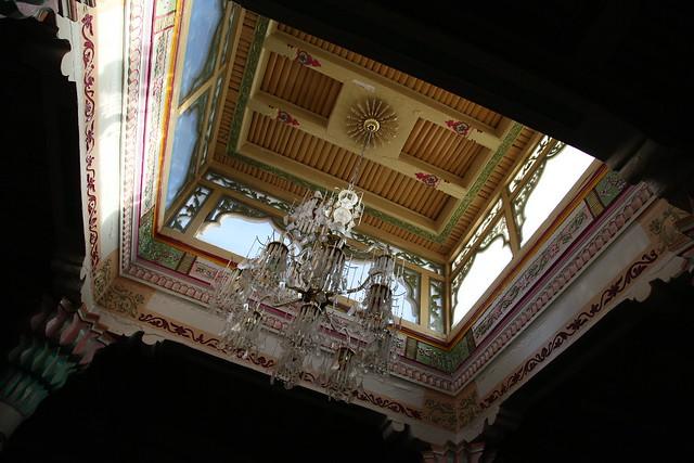 タシュクルガン、タジク族の民家の天窓