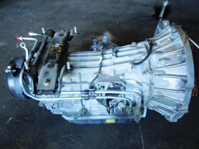 Isuzu Npr Transmission Automatic 2008