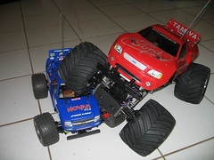 race car, model car, automobile, racing, vehicle, radio-controlled toy, truggy, toy,