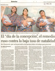 2007-09-13 La Nacion El día de la concepcion
