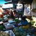 Aktifitas Pasar Sangkrah. : Market activity in Sangkrah. Photo by Agam