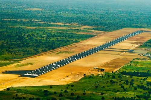 nigeria airstrip