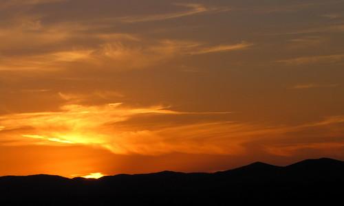 sunset landscape northcarolina blueridgeparkway westernnorthcarolina southernappalachians ccbyncsa canonpowershotsx10is