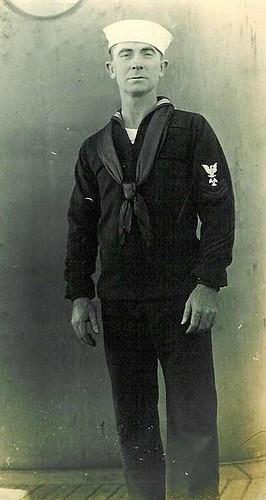Jim Yellig, circa 1917