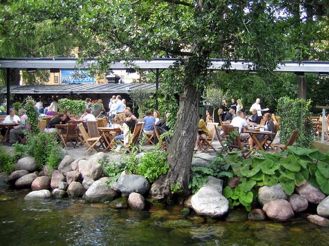 Mälarpaviljongen, Stockholm