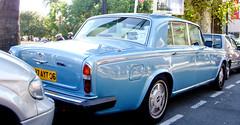 automobile, family car, vehicle, bentley t-series, compact car, antique car, sedan, vintage car, land vehicle, luxury vehicle,