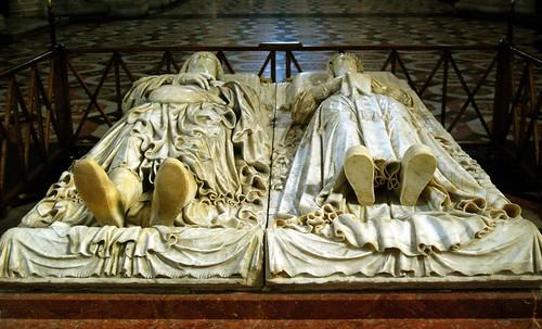 Cenotafio per Ludovico il Moro e Beatrice d'Este