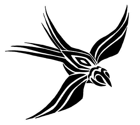 Swallow Tribal 28