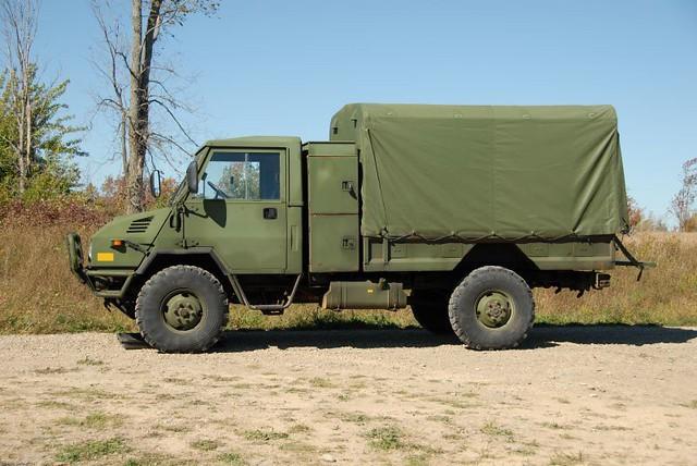 LSVW - Worst Vehicle in NATO