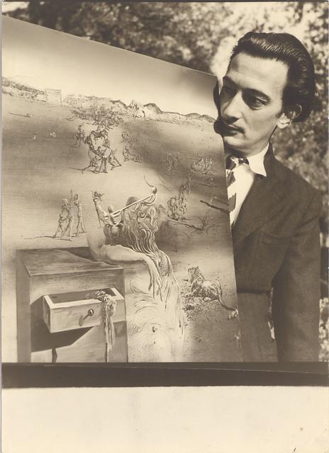 Dalí, 1938
