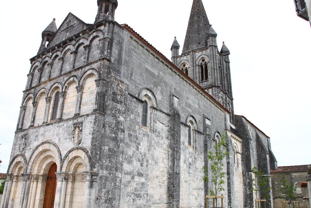 Bourg-charente - Francia