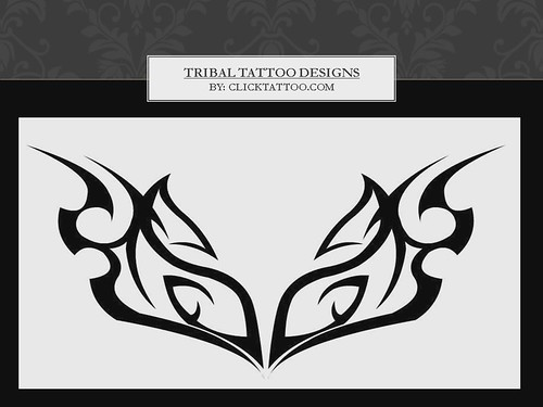 ideal tattoo art tribal tattoos meanings strength. Black Bedroom Furniture Sets. Home Design Ideas