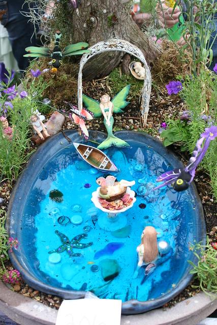 Water Fairy Garden Flickr Photo Sharing