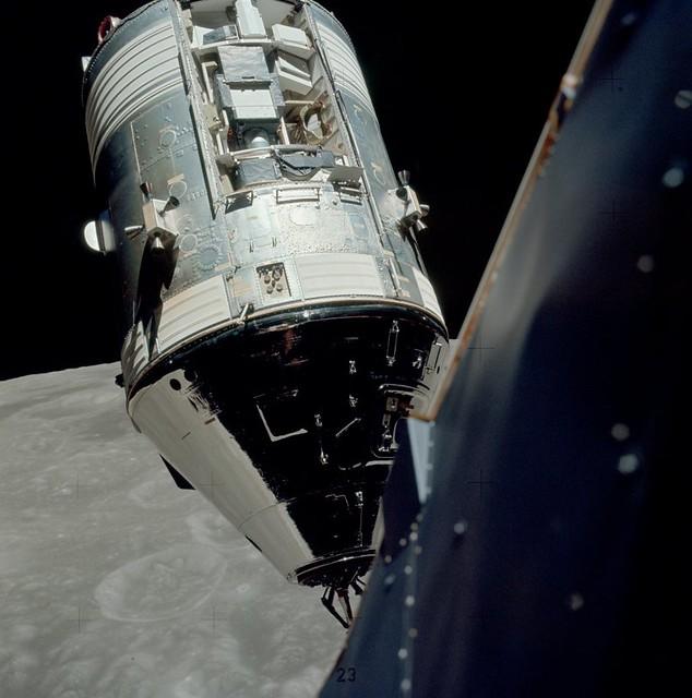 Film Apollo 13 Command Module - Pics about space