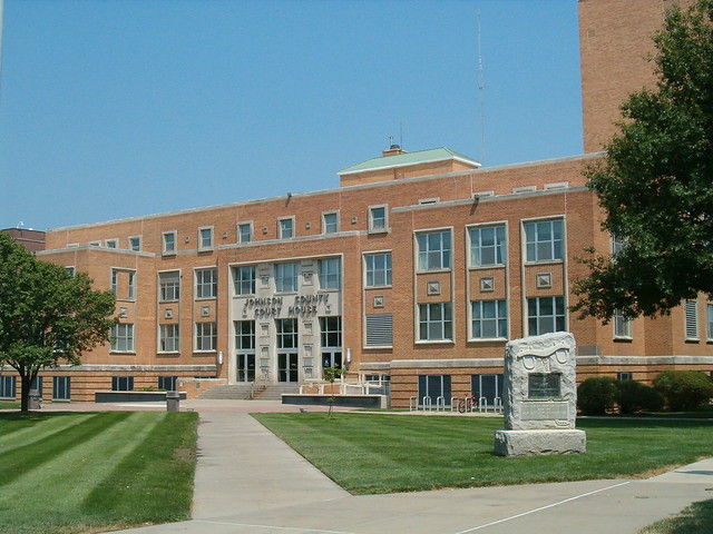 Johnson County Courthouse Olathe Kansas Flickr Photo Sharing