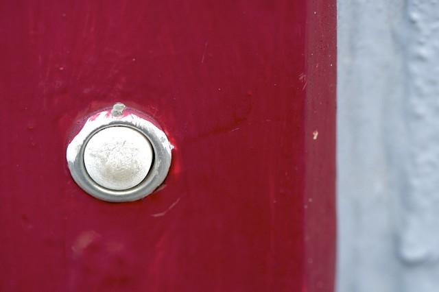 Ring Doorbell Orange Button Not Working
