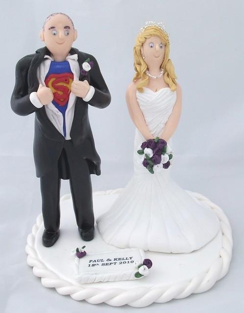 Superman Groom S Cake