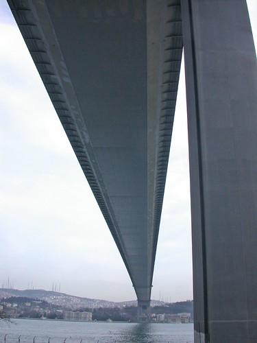 A híd alatt, a híd alatt, a .... hú de nagy ez!