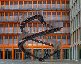 """KPMG Building  Munich - """"Umschreibung""""   2/5"""