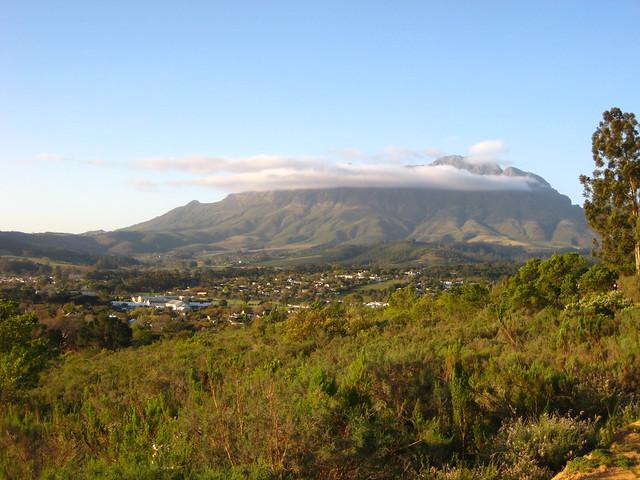 Stellenbosch & Mountains | Flickr - Photo Sharing!