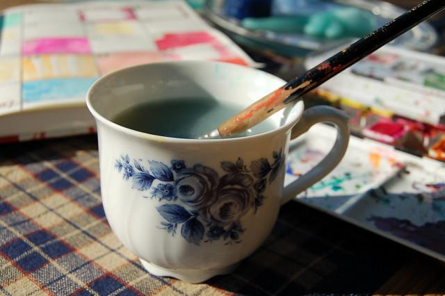 Cup o' art