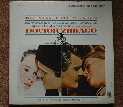 Dr. Zhivago: front cover