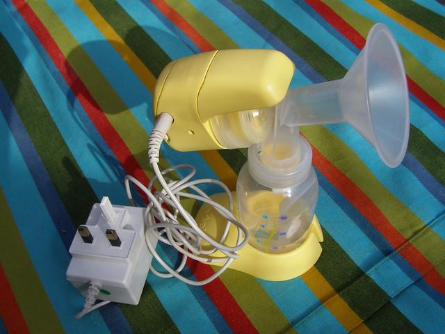 Assembled pump